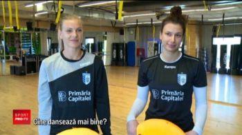 """Recompensa inedita pentru fetele de la CSM Bucuresti daca vor cuceri Liga Campionilor: """"Neaparat chiftele suedeze!"""" :)"""