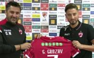 """Grozav, sincer la conferinta de presa: """"Asa s-a ajuns la Dinamo!"""" Motivul pentru care l-a refuzat pe Gigi Becali"""