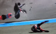 VIDEO: Accident teribil in MOTO GP! Jorge Lorenzo a fost ghinionistul zilei in Thailanda