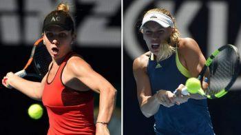 Wozniacki, in semifinale la Beijing! Care e SINGURA sansa ca sa treaca peste Simona Halep in clasamentul WTA