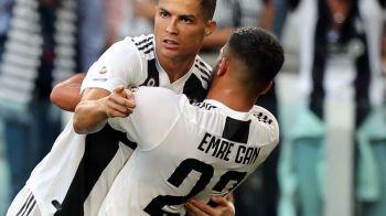 Allegri, reactie oficiala dupa scandalul in care este implicat Ronaldo: sansele ca portughezul sa fie maine pe teren