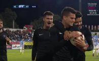 """Poli Iasi - Viitorul 1-2! Dubla lui Ianis duce echipa lui Hagi pe locul 2 in Liga 1! Stoican, o noua infrangere in fata """"Regelui"""""""
