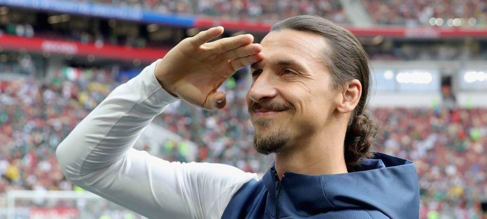 Zlatan Ibrahimovic a raspuns imediat dupa ce italienii au anuntat ca se intoarce la Milan! Mesajul lui Ibra