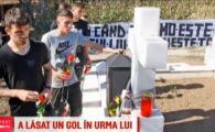 Ziua cea mai trista la Dinamo: 18 ani de la moartea Unicului Capitan! Banner-ul afisat de fani la mormantul lui Hildan