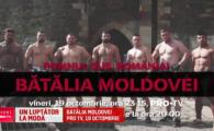 Romanul care l-a pazit pe Mike Tyson da cu pumnul in gala in care se bate si Morosanu, pe 19 octombrie, la ProTV. VIDEO
