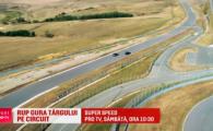 Giurgea si Bratu au inaugurat circuitul de 10 milioane de euro de la Targu Mures cu bolizi de peste 500 cai putere. Superspeed, sambata, 10:30, la ProTV