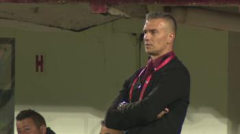 Pancu a debutat cu victorie pe banca Rapidului! Giulestenii isi conduc seria din liga a treia. Maftei si Niculae au vazut meciul din tribuna