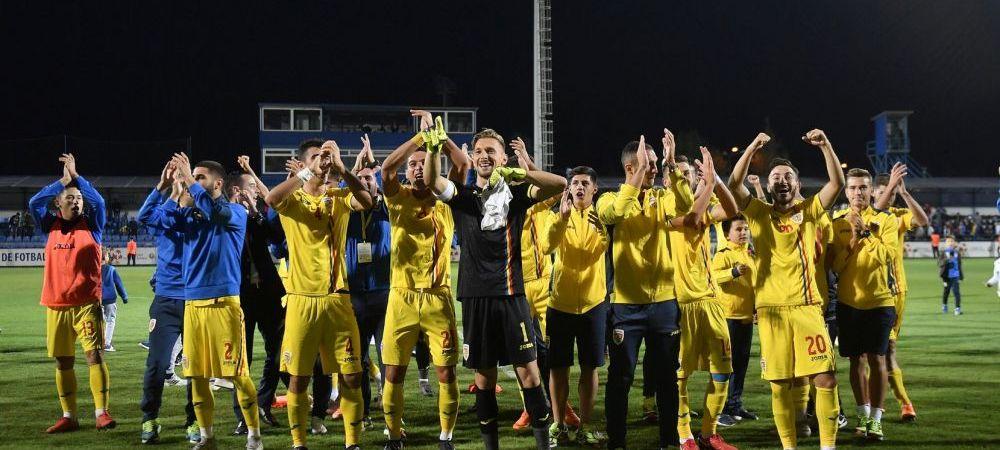 ANALIZA / Ce cluburi au dat cei mai multi jucatori pentru nationala U21 in actualele preliminarii