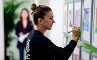 Americanii o lauda pe femeia de afaceri Simona Halep! Cazul atipic in lumea bogatilor din sport