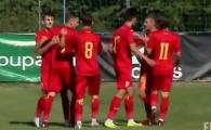 CA-LI-FI-CA-RE! Romania U17 merge la Turul de Elita dupa victoria cu Lituania, 4-0!