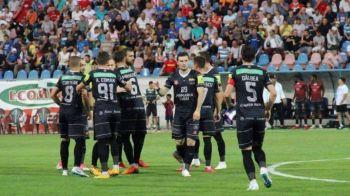 Craiova 1-1 Hermannstadt | Craiova obtine cu greu un punct dupa tranformarea unui penalty inexistent