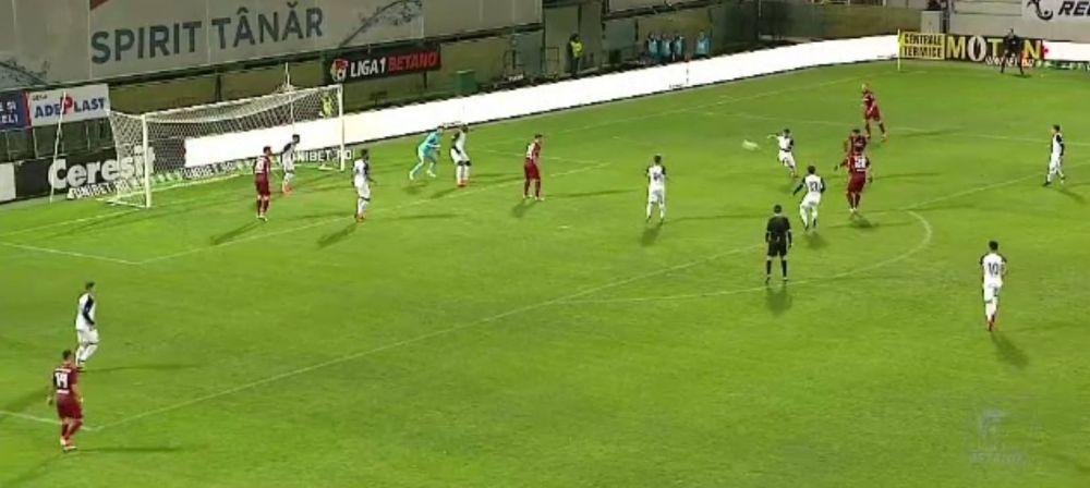 ASTRA - CFR CLUJ 1-2! Tucudean si Moutinho au inscris pentru CFR! Zoua a punctat pentru Astra care a avut si un gol anulat in prima repriza