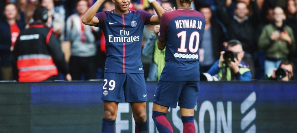 NEBUNIE TOTALA la Paris! Mbappe a reusit 4 goluri in 13 minute: PSG - Lyon 5-0! Valencia - Barcelona 1-1! | Bayern a cazut pe 6 in clasament