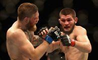 Doi luptatori, DATI AFARA din UFC dupa ce McGregor a fost batut in cusca dupa meci! Khabib risca sa fie dat afara din USA