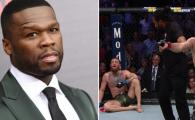 UMILINTA TOTALA! 50 Cent l-a distrus pe McGregor dupa meciul de azi-noapte! Ce a spus cantaretul dupa meciul cu Khabib