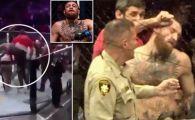 """Momentul uluitor in care McGregor a primit un pumn in cap de la omul lui Khabib: """"Acest las este o rusine! Sa se ia masuri"""""""