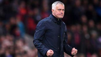 """Jose Mourinho si-a iesit din minti dupa victoria cu Newcastle! """"Sunteti toti fii de c***e"""""""