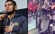 VIDEO | Primele arestari dupa MACELUL de la meciul lui McGregor! Ce risca Nurmagomedov