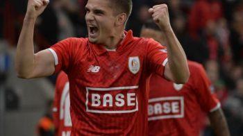 Razvan Marin, one man show in Belgia! Romanul a dat o pasa decisiva si a marcat un GOL FABULOS | VIDEO