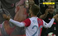 E bun, dar nu il vede Contra! Baluta a marcat pentru Slavia Praga, dar nu este in lotul Romaniei // VIDEO