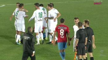 FCSB - Chiajna | INCREDIBIL! Esecul FCSB ii poate trimite pe rivalii de la Dinamo la retrogradare! Cum arata clasamentul