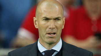 """Dorit de Manchester, Zidane are alte planuri! Dezvaluirile de ultim moment ale agentului sau: """"Acesta e clubul sufletului sau"""""""
