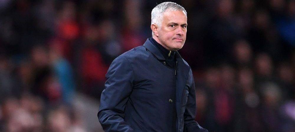 Clauza de reziliere COLOSALA pentru Mourinho! Cat ii costa pe cei de la Manchester demiterea antrenorului