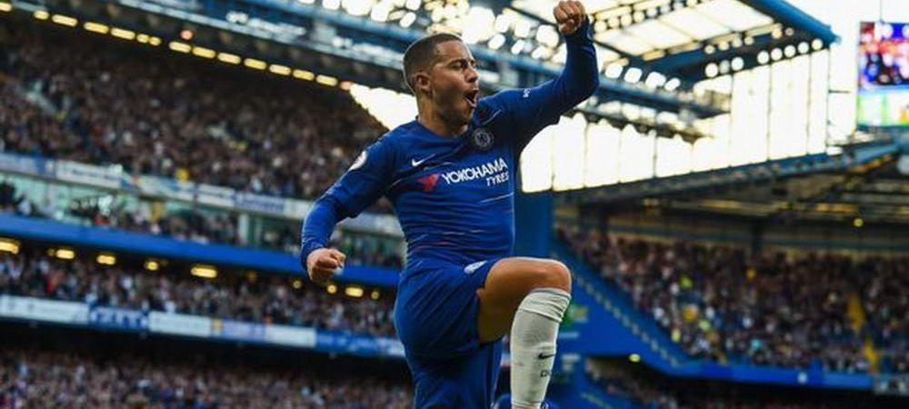 """El e omul care poate sa salveze sezonul Realului! Hazard a anuntat ca vrea sa joace pe Bernebeu: """"E visul meu din copilarie"""""""
