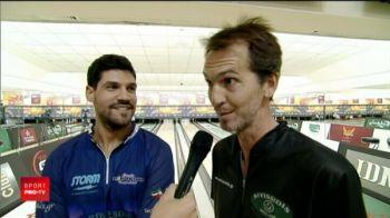 Doi greci s-au batut la Bucuresti in finala Europeanului de bowling! Nebunie in sala: un roman a prins podiumul