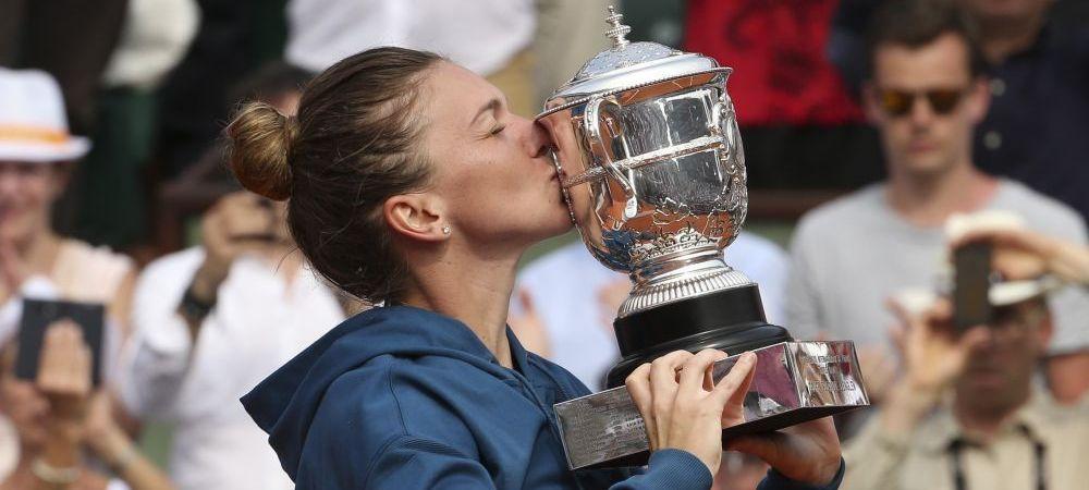 Simona Halep, nominalizata la titlul de tenismena anului 2018! Mihaela Buzarnescu lupta si ea pentru un premiu WTA
