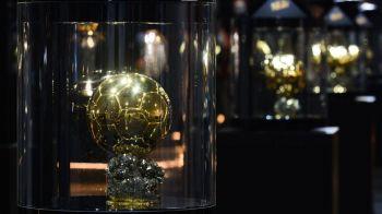 Cine e favorit la castigarea Balonului de Aur! Cum arata cotele luptei pentru trofeu! Duelul Messi - Ronaldo e istorie!