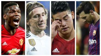 Nimeni nu ar fi putut anticipa! Cei patru GIGANTI care se chinuie in aceste momente! Situatia in campionatele principale din Europa