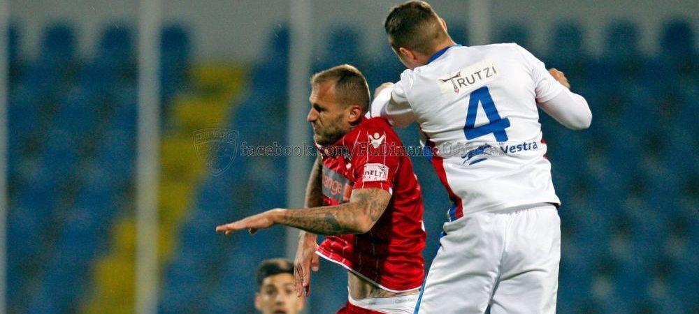 """Declaratie scandaloasa a lui Dinu dupa dezastrul de la Dinamo: """"E un terorist! Il vezi ca la Allahu Akbar inainte de meci"""""""