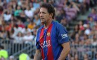 Barcelona nu a uitat de Gica Popescu! Ce mesaj i-au transmis catalanii in ziua in care implineste 51 de ani! VIDEO