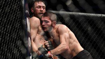 McGregor este investigat dupa incidentele de la finalul infrangerii cu Khabib si suspendat din UFC! Poate sa piarda o suma uriasa de bani
