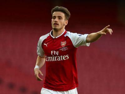 Unde a ajuns sa joace Vlad Dragomir si motivul pentru care a plecat de la Arsenal