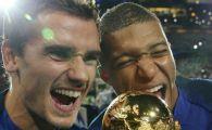 Pariul lui Griezmann pentru Balonul de Aur! Cine crede ca va castiga trofeul