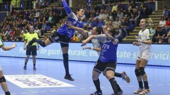 Surpriza: campioana CSM Bucuresti, invinsa de Ramnicu Valcea, scor 22-19