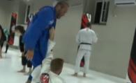 Un francez lupta pentru Romania la jiu-jitsu brazilian! Are adversari cu 30 de ani mai tineri