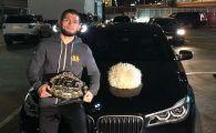 """Khabib, AMENINTARI incredibile catre seful UFC: """"Iti sparg masina, stiu unde parchezi!"""" De la ce a pornit totul"""