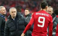 """Ibrahimovic sare in apararea lui Mourinho! """"Nu poate face miracole singur"""" Adevaratul motiv al rezultatelor slabe de la United"""