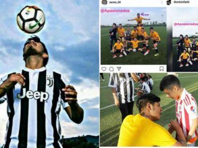 Omul care a pacalit mii de oameni ca e coleg cu Cristiano Ronaldo la Juventus! Ce a facut un mexican de 19 ani
