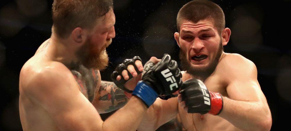 Mayweather arunca BOMBA dupa haosul de la meciul lui McGregor! Sanctiunea extrema pe care o risca Khabib