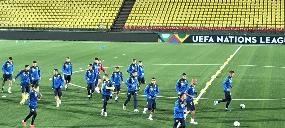 LITUANIA - ROMANIA, LIVE LA PROTV | Romania urca pe primul loc in grupa daca va castiga! Cum a gandit Contra meciul: el e ASUL din maneca! Echipele probabile