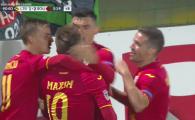 ROMANIA LA MAXIM! Gol in minutul 90+3 si duminica ne batem pentru primul loc in grupa: Lituania 1-2 Romania! VIDEO