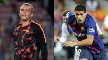 Suarez e istorie! Barcelona cauta atacant! Cine e super golgheterul de 100 de milioane dorit de catalani!