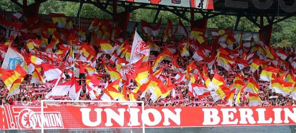 Povestea de senzatie a lui Union Berlin, clubul tinut in viata de sangele propriilor fani
