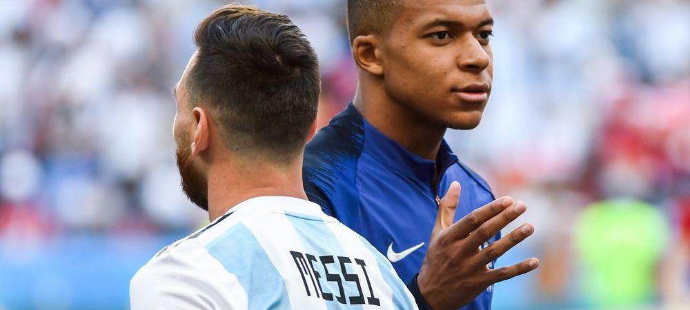 Mbappe, noul STAR din fotbal! Comparatie incredibila cu Messi la 19 ani: rezultatul este zdrobitor