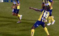 PRIMUL gol marcat de Usain Bolt ca profesionist! Jamaicanul a lovit la primul meci ca titular! VIDEO
