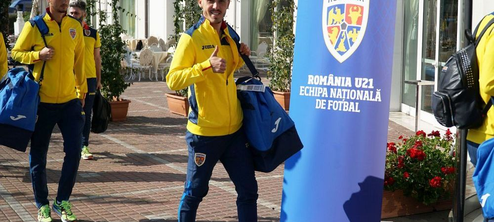 ROMANIA U21 - TARA GALILOR U21   Cote pariuri: nationala mica e MARE favorita! Cati bani poti sa castigi